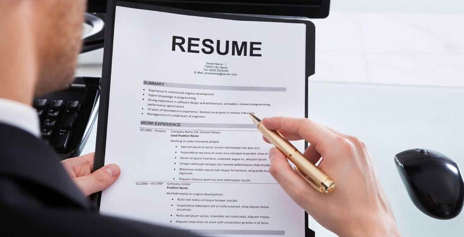 create the best first impression in just 2 steps easy resume builder
